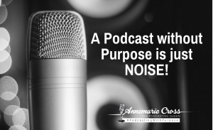 Podcast Without Purpose Noise