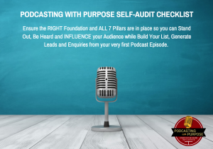 Podcast Self-Audit Checklist