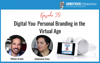 38: Digital You: Personal Branding in the Virtual Age